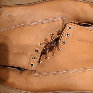 Timberland mens tan highboot 11.5 used